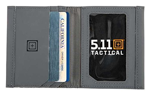 5.11 Tactical Guested Card Case, Storm, One Size