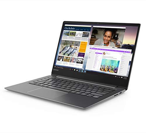 Lenovo ideapad 530S-14ARR Notebook, Display 14 FHD IPS AG 250N N, Processore AMD Ryzen 5 2500U, RAM 8 GB, SSD 256 GB, Grafica Condivisa, Windows 10, Grigio, 81H1002NIX