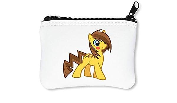 Little Pony Pikachu Pokemon Billetera con Cremallera ...