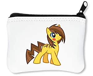 Little Pony Pikachu Pokemon Billetera con Cremallera Monedero Caratera: Amazon.es: Equipaje