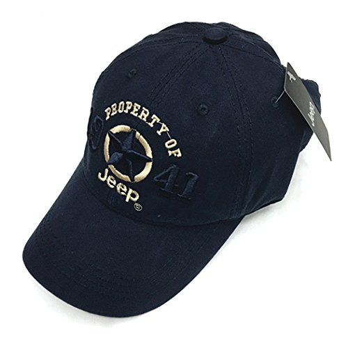XWB Baseball Cap 1941 Jeep Hat Cap Unisex Baseball Golf Ball Sport Cap for Men Women