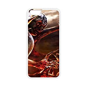 Case Cover For Apple Iphone 6 4.7 Inch Terror Phone Back Case Use Your Own Photo Art Print Design Hard Shell Protection FG098373