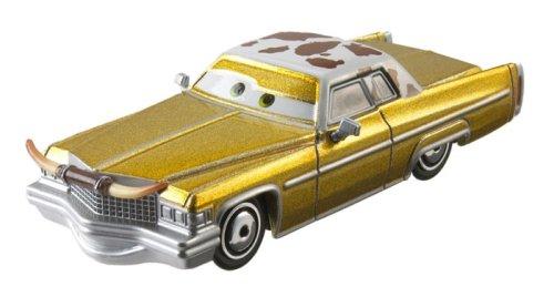 テックス(ゴールド) 「カーズ」 キャラクターカー6 L6275