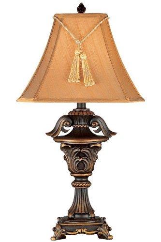Rowan Bronze Table Lamp - 1