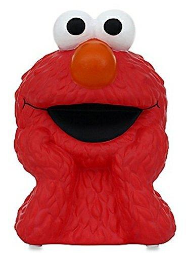 - Sesame Street® Red Elmo Piggy Bank, NWT
