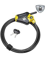 Master Lock kabelslot Python