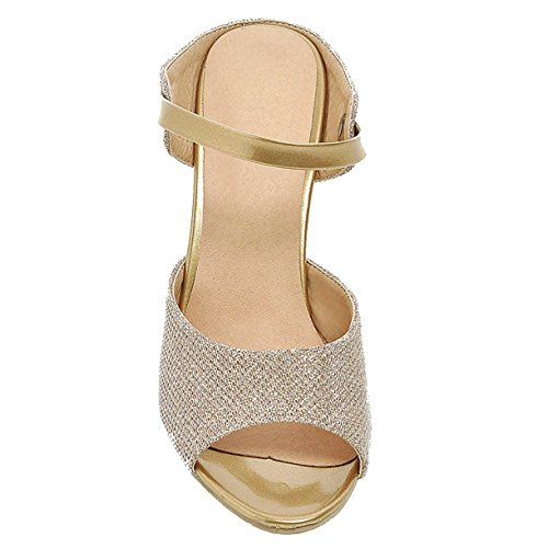 Femme Or Femme JYshoes Mules Or JYshoes Mules JYshoes Mules RqwIFx7U