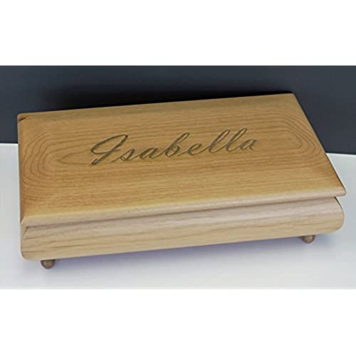 Engraved Jewelry Box Amazoncom
