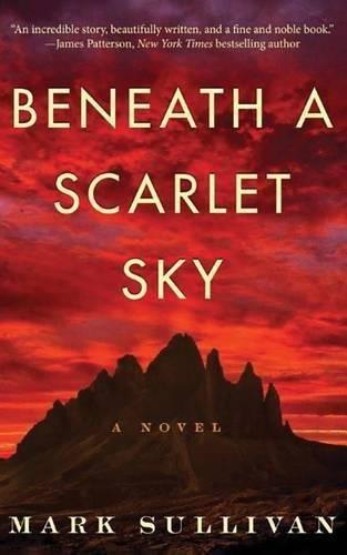 Beneath Scarlet Sky Mark Sullivan product image