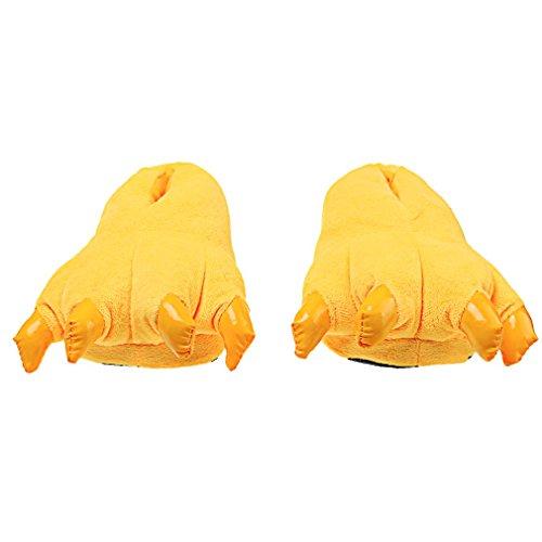 Warmth Winter Pantoufles Plush Chaud Bear Ménage Paw Paw Paw Slippers szcxtop Wacky A x06OwCRqR