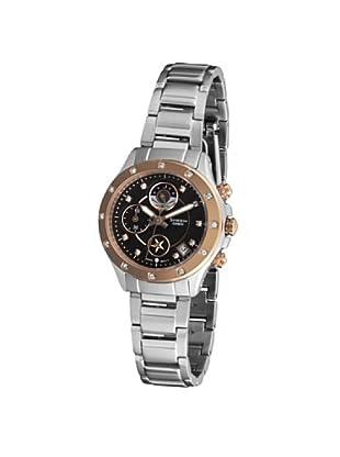 b11f8a6f6936 CASIO 19830 SHN-5511SG-1A - Reloj Señora cuarzo brazalete metálico dial  negro