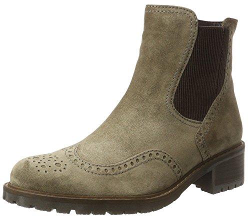 Gabor Women's Comfort Basic Chelsea Boots Brown (32 Ratto Mel.) B4Conorv