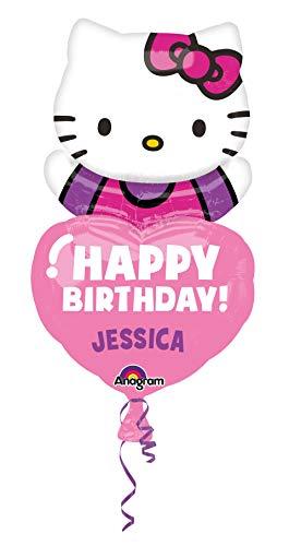 Anagram International 2965401 Hello Kitty Personal Shop Balloon Pack, 32