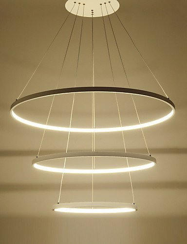 Three Rings Office Spaceship Asnswdc Modern Design90w Led Pendant Light Three Rings fit For Showroomliving Room Dining Roomstudy Roomoffice Game Room White220240v Amazon Uk Asnswdc Modern Design90w Led Pendant Light Three Rings fit For