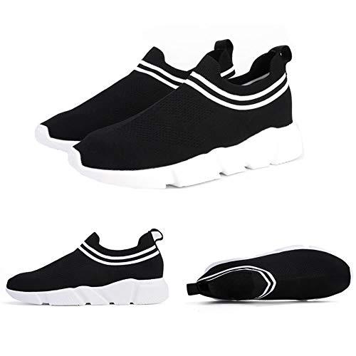 a46996109ad13 MEAYOU Women's Fashion Sneakers Walking Shoes, Men's Ultra ...