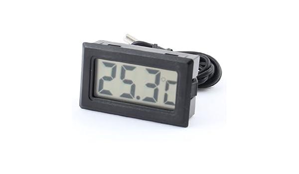 Amazon.com: -50C a 110C termperature Sonda LCD Termômetro Digital: Kitchen & Dining
