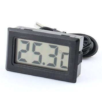 -50C a 110C termperature Sonda LCD Termômetro Digital