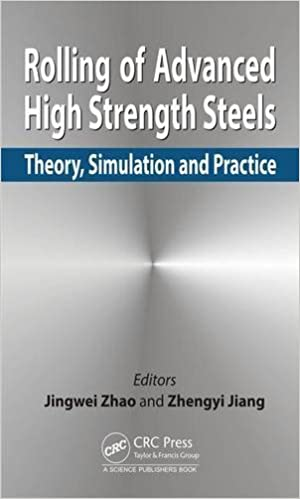 Rolling of Advanced High Strength Steels: Theory, Simulation and Practice