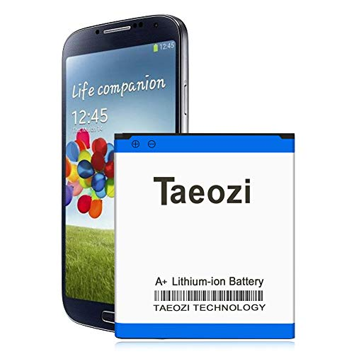 Galaxy s4 Active Battery, 3000mAh Li-ion Replacement Battery for Galaxy S4, at&T I337, Verizon I545, Sprint L720, T-Mobile M919, R970, I9500, I9505, Galaxy S4 LTE I9506 [18 Month Warranty] (Cell Phone Galaxy 4s For At&t)