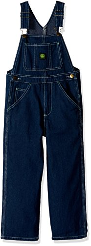 John Deere Boys' Big Denim Overall Bib, ()