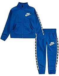 5f68837840c Children's Apparel Boys' Little Tricot Track Suit 2-Piece Outfit Set · Nike