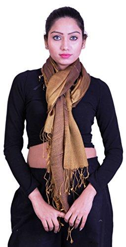 Cashmere & Silk Blend, Diamond Jacquard Melange, Warm, Soft, Airy, Light Scarf. (Cashmere Silk Blend)
