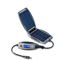 Powertraveller Powermonkey Explorer Solar Portable Charger, Grey