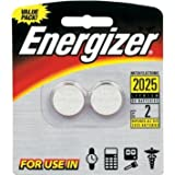 Energizer 2025BP-2 Lithium Button Cell Battery