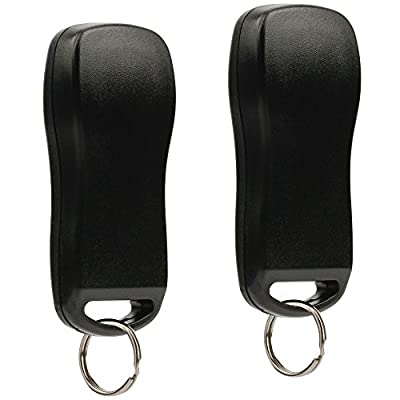 Key Fob Keyless Entry Remote fits Nissan Altima Maxima 350Z Armada Quest Sentra / Infiniti EX35 FX35 FX45 G35 I35 Q45 QX56 (KBRASTU15), Set of 2: Automotive