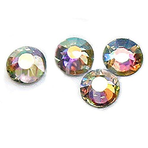 Mirror Facet Round Bead - 1000pcs 4mm Flatback 14 Facets Resin Round Rhinestones Beads Nail Art Decoration