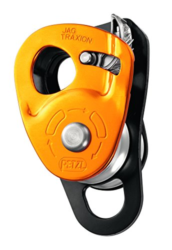 PETZL - JAG Traxion, Double Progress Capture Pulley