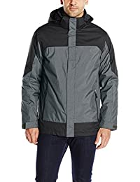 32Degrees Weatherproof Men's 3-In-1 Systems Color-Block...