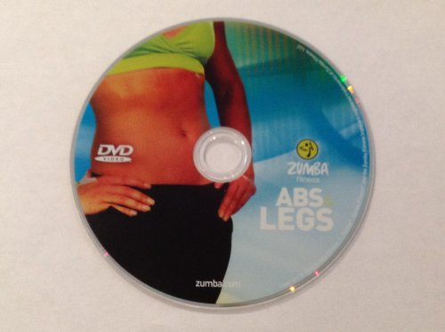 Zumba Fitness Abs & Legs DVD from the Target Zone DVD Set