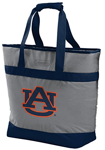 Rawlings NCAA Auburn Tigers Unisex 07883003111NCAA 30 Can Tote Cooler (All Team Options), Blue, X-Large