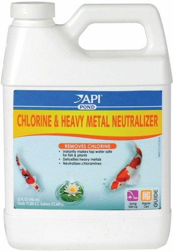 chlorine aquarium - 5