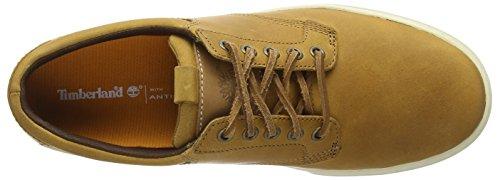 Timberland Adventure 2.0 Cupsole FTM_Adventure 2.0 Cupsole Leather Oxford - zapatilla deportiva de cuero hombre marrón - marrón claro