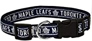 Pets First TOR-3036-LG Toronto Maple Leafs Collar, Large