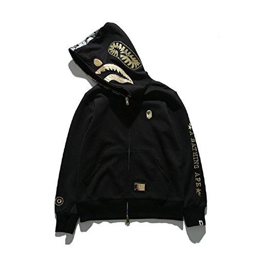 Christo Mens Hoodies Sweatshirt Fashion Outdoor Tracksuit Casual Hip-Hop Funny Coat