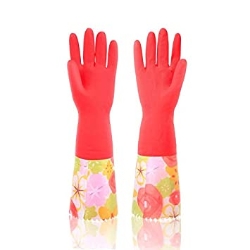 Disposable Latex Gloves Pre Powdered Size X-large