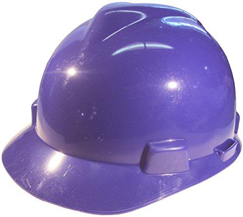 MSA V-Gard Cap Style Hard Hats w/FasTrac III