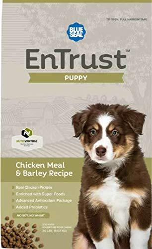 (Blue Seal EnTrust Puppy Chicken Meal & Barley (6 Pounds))