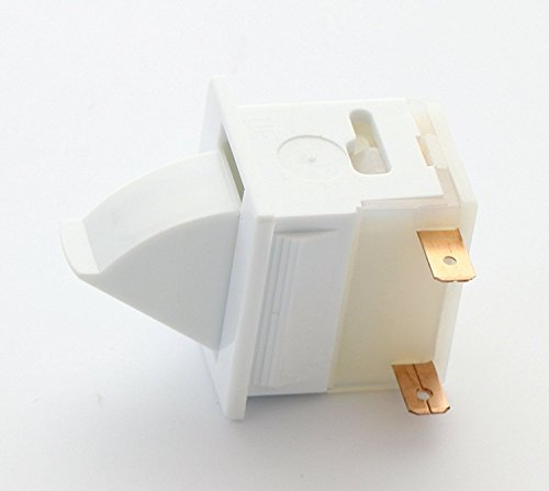 NEBOO ES18806 for WR23X10143 GE Refrigerator Door Light Switch AP3193221 PS296126