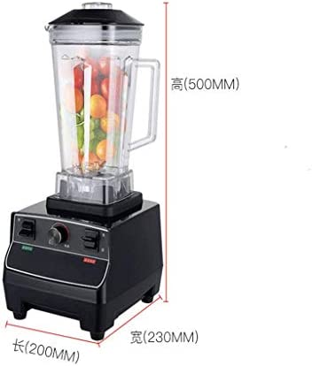 ZTTTD Entsafter-Maschinen, Kaltpress-Entsafter mit großem Doppelschacht und sauberer Bürste for Obst und Gemüse, hohe Ausbeute,
