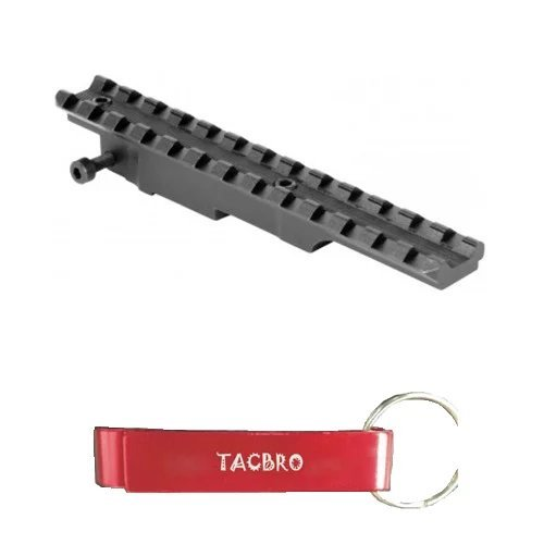 TACBRO MAUSER K98 SCOPE MOUNT with One Free TACBRO Aluminum Opener(Randomly Selected Color)