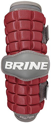 Brine Clutch Arm Guard, Maroon, Large
