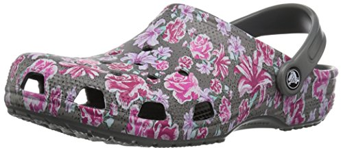Crocs Women's Classic Floral Graphic II Clog by Crocs (Image #1)