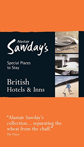 Special Places to Stay: British Hotels, 13th (Alastair Sawday's Special Places to Stay)