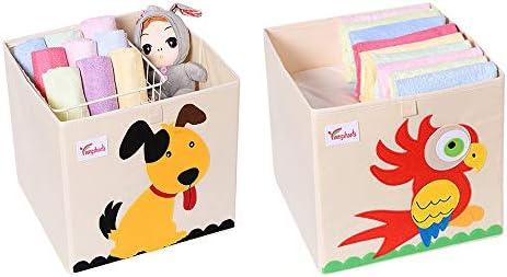 SITAKE Conjunto de 2 Caja de Almacenamiento para Niños - Caja de ...