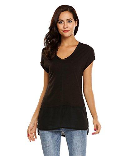 40 Womens Cap Sleeve T-Shirt - 3