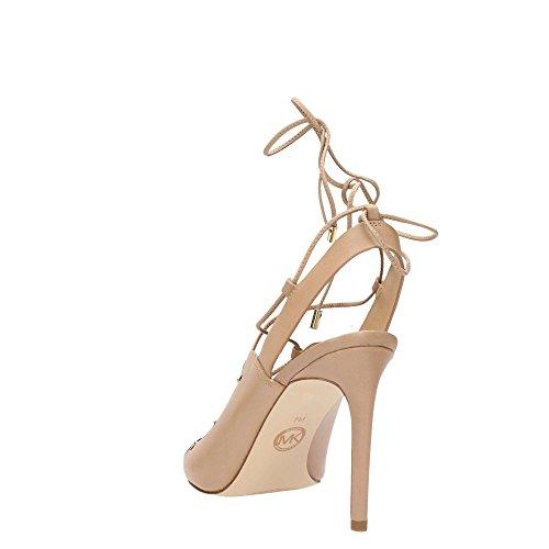 Michael Kors - Sandalias de vestir para mujer Caramelo